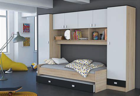 meubles chambre enfants lit pont enfant secret de chambre
