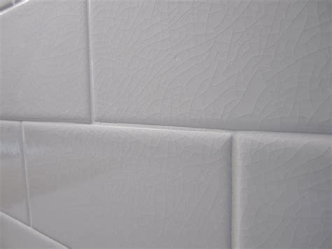 hton white adex crackle 3x6 subway backsplash tile