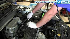 How To Install Replace Spark Plug Ignition Wires 2001