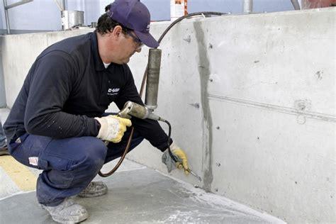 risse im beton reparieren herausragende risse im beton reparieren in analysieren und sanieren wie estrich ordentliche