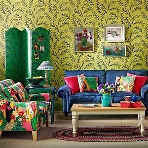 Bohemian Style Decorating Ideas - Interior Decorating Las ...