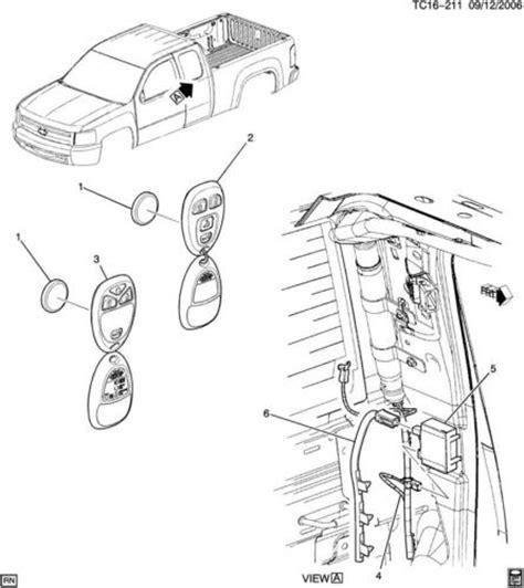 Keyless Entry Remote Start Receiver Antenna Wire