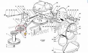 Husqvarna Rz4623 Drive Belt Diagram