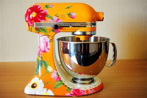 custom kitchen aid mixer  pioneer woman fancycom