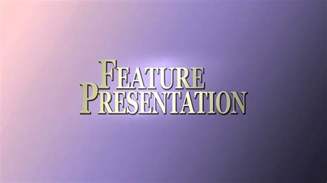 Paramount Feature Presentation HD Remake - YouTube