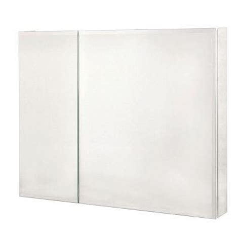 Home Depot Medicine Cabinet No Mirror by Pegasus 36 In X 30 In Recessed Or Surface Mount Medicine