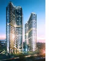 Industrial Home Interior Condominium At Alam Sutera