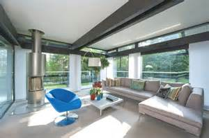 Small Kitchen Shelves by Huf Haus Darien House Cobham 4 Idesignarch Interior