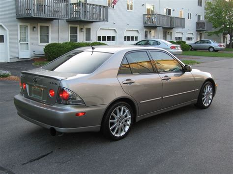 100 Lexus Sports Car 2003 2003 Lexus Is300 Vip