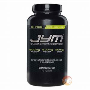 Buy Jym Supplement Science Shred Jym