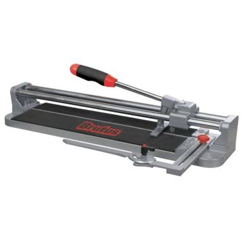 home depot tile saws brutus 20 in rip porcelain and ceramic tile cutter