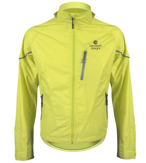 best breathable cycling rain aero tech waterproof breathable and windproof cycle jacket