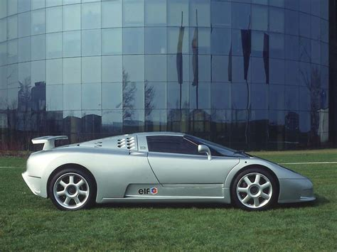 Get both manufacturer and user submitted pics. 1992 Bugatti EB110 SS