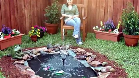 how to build a small pond in your backyard how to build a small pond
