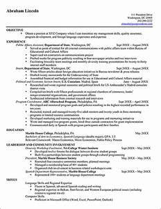 Usajobs Resume Builder Best Resume Gallery