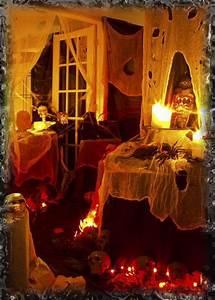 Decoration Halloween Maison : spooky outdoor decorations for the halloween night godfather style ~ Voncanada.com Idées de Décoration