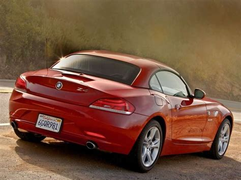 Bmw 2 Seater Convertible Sports Car 10 Best Used Hardtop