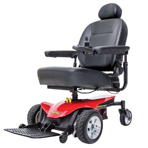 pride jazzy elite es power chair travel portable power