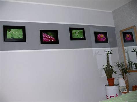 Wand Mit Streifen Gestalten by Farbe W 228 Nde Gestalten