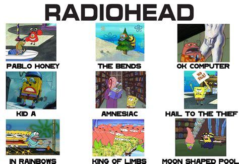 Radiohead Meme - nice meme stolen from radiohead memes radiohead
