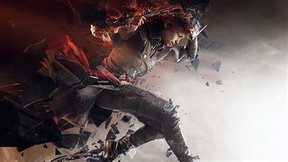 Creed Unity Elise Assassin Wallpapers
