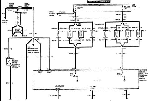 C4 Fuel Wire Diagram by My 1987 Corvette Starts Up For A Second And Then Cuts Out