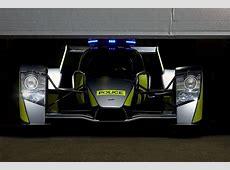 Caparo bouwt snelste politieauto ter wereld Auto55be