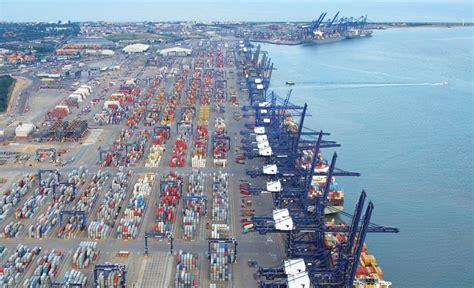 port  felixstowe global forwarding  logistics