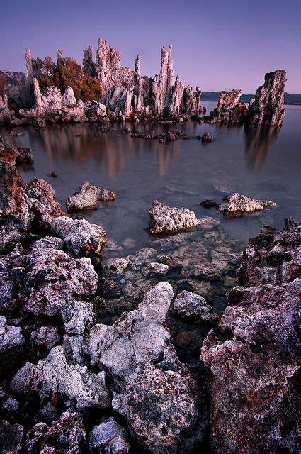 Tufa Towers Mono Lake California