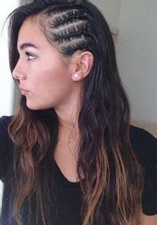 Peinados Juveniles Con Trenzas