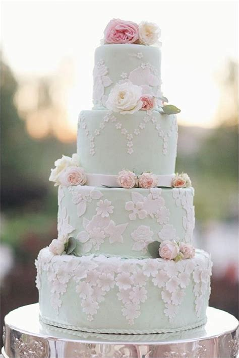 elegant wedding cakes   inspired deer pearl flowers