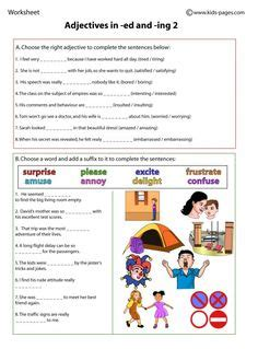 grammar ordering adjectives images order