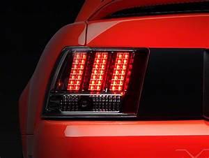 3-light Led Tail Light   U0026 39 99- U0026 39 04