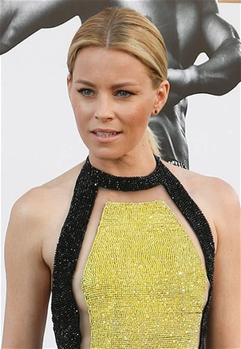 Hairstyles: Elizabeth Banks ? Formal Ponytail