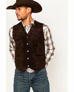 cody james men39s apparel western vests leather sheplers With cody james western wear