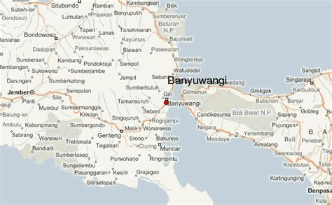 banyuwangi location guide