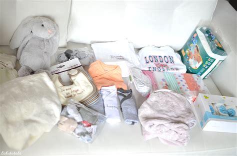 chambre à londres grossesse ma valise de maternité contenu et astuces
