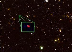 Universe's most Distant Galaxy discovered | wordlessTech