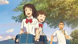 Film Japonais 2016 : your name le film d 39 animation qui a cartonn au japon d barque en france ~ Medecine-chirurgie-esthetiques.com Avis de Voitures