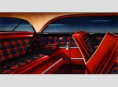 Plan59 Classic Car Art 1953 Chrysler Highlander