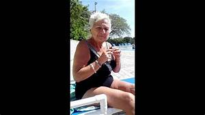 84 year old Nanny dancing - YouTube