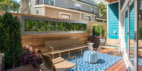 Tiny Backyard by 16 Ways To Get More From Your Small Backyard Huffpost