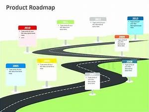 Visio Roadmap Template Free Download Picture  U2013 Visio