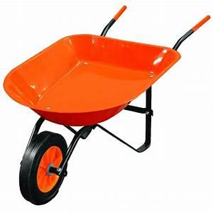 Truper Kids Garden Wheelbarrow (Truper 67517044), Atwoods