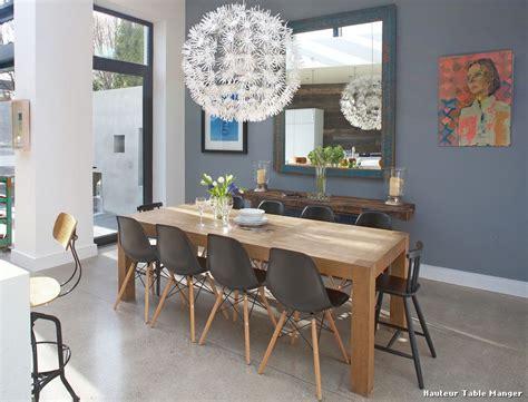 table et chaise de salle a manger hauteur table manger with classique chic salle à manger