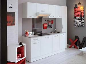 Cuisine En Kit Pas Cher : meuble de cuisine en kit pas cher 8 id es de d coration ~ Dailycaller-alerts.com Idées de Décoration