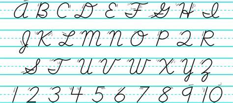 capital cursive letters cursive capital letters gplusnick 11286