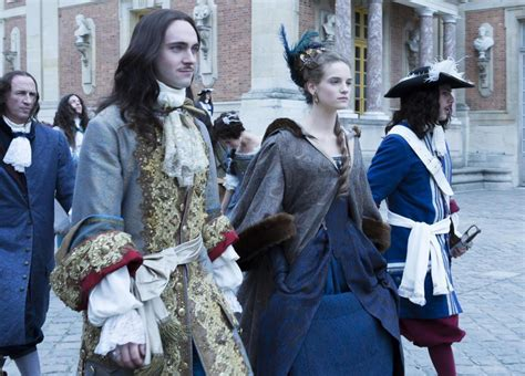 """""""Versailles"""": 15 things you didn't know about the TV series! (List)   Useless ..."""