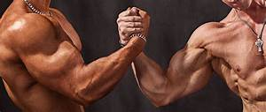 Over The Top How To Dominate In Arm Wrestling