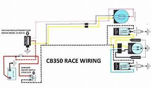 Cb350 Race Wiring